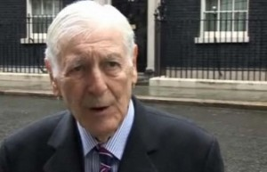 Lord Avebury, anggota Parlemen UK (parliament.uk)