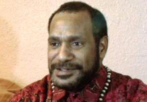 BENNY WENDA  Papuan Leader In UK