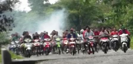 Massa KNPB Pawai Kelling (09/07?2014)
